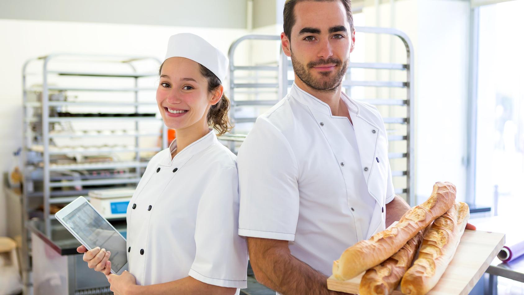 Ticketsystem für Bäcker