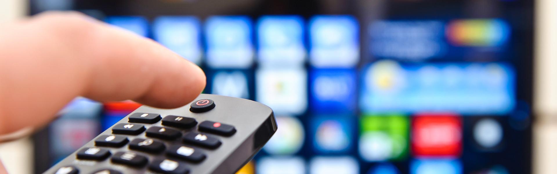 Die Verschmelzung von Internet und TV